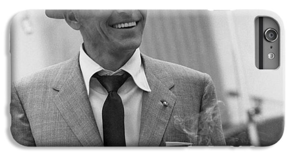 Frank Sinatra - Capitol Records Recording Studio #3 IPhone 6 Plus Case