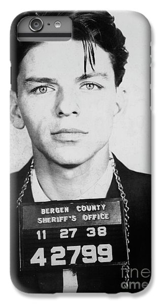 Frank Sinatra Mugshot IPhone 6 Plus Case