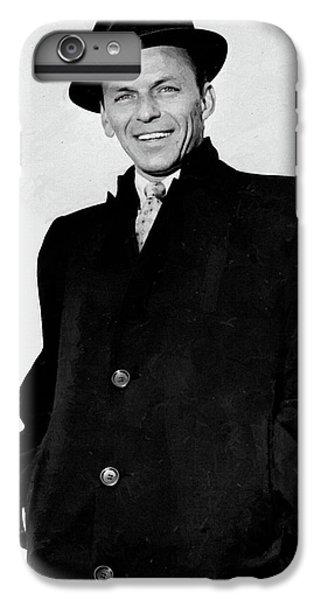 iPhone 6 Plus Case - Frank Sinatra Portrait 2 by Frank Sinatra