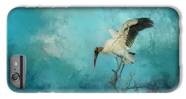 Stork iPhone 6 Plus Case - Free Will by Marvin Spates