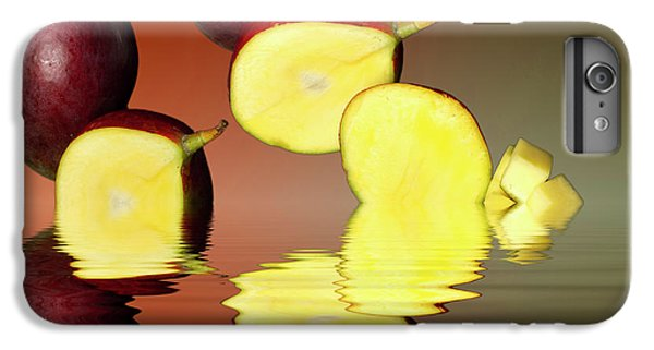 Fresh Ripe Mango Fruits IPhone 6 Plus Case by David French