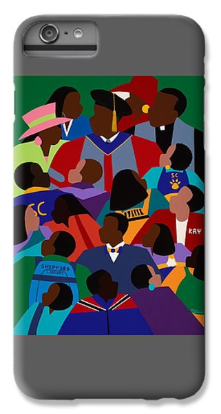 iPhone 6 Plus Case - From Eminence To Excellence by Synthia SAINT JAMES