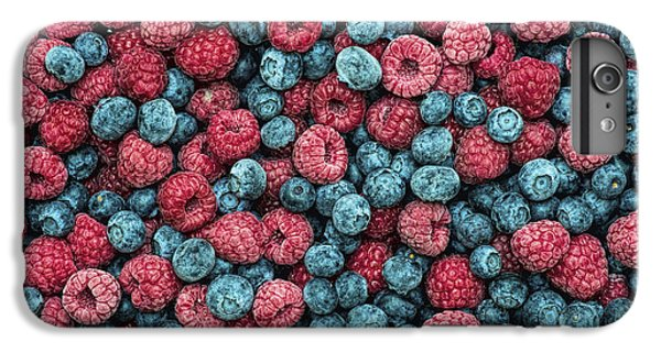 Frozen Berries IPhone 6 Plus Case by Tim Gainey