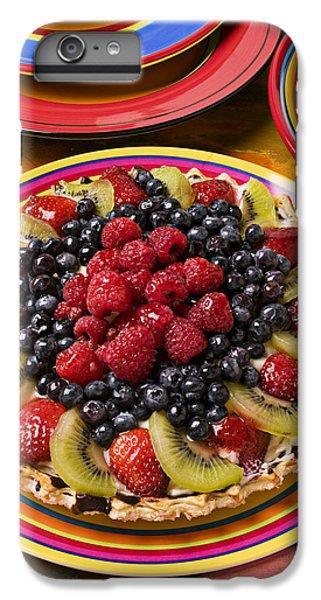 Fruit Tart Pie IPhone 6 Plus Case