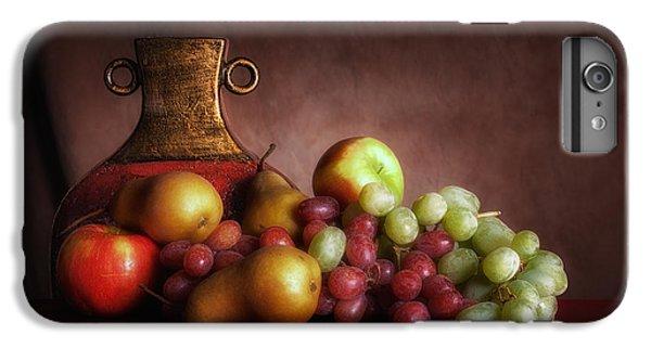Fruit With Vase IPhone 6 Plus Case by Tom Mc Nemar