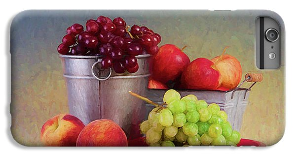 Fruits On Centerstage IPhone 6 Plus Case