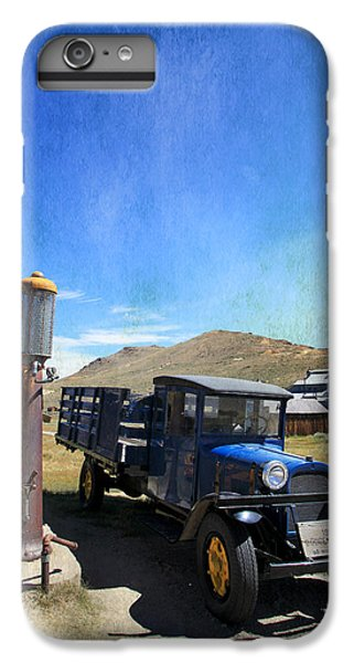 Fuelin' Up IPhone 6 Plus Case by Laurie Search