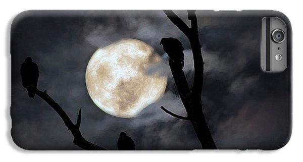 Condor iPhone 6 Plus Case - Full Moon Committee by Darren Fisher