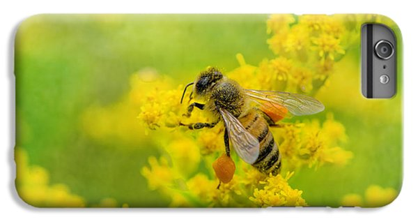 Honeybee iPhone 6 Plus Case - Fully Loaded by Susan Capuano