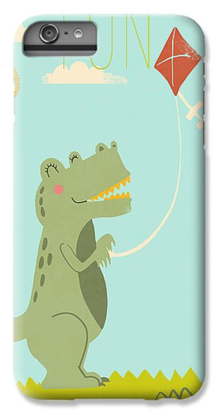 Fun IPhone 6 Plus Case by Nicole Wilson