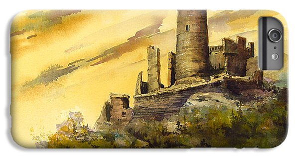 Fantasy iPhone 6 Plus Case - Furstenburg On The Rhine by Sam Sidders