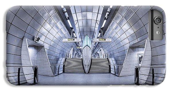 Futurism IPhone 6 Plus Case by Evelina Kremsdorf