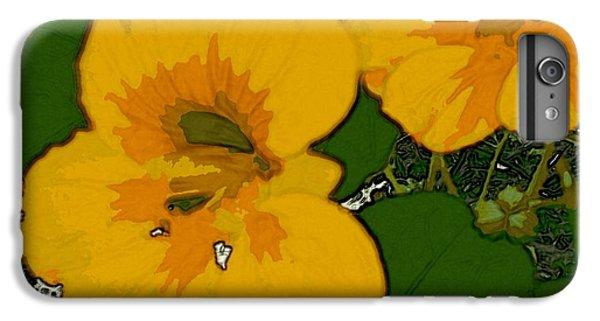Garden Love IPhone 6 Plus Case