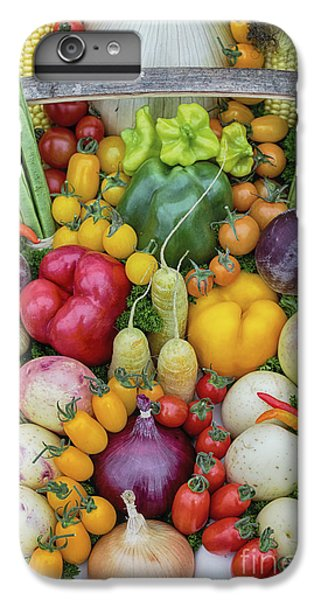 Garden Produce IPhone 6 Plus Case by Tim Gainey