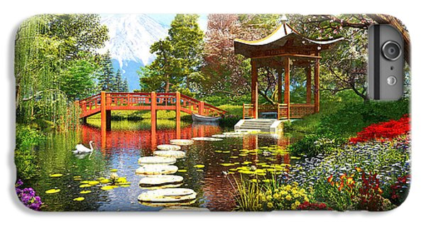 Gardens Of Fuji IPhone 6 Plus Case