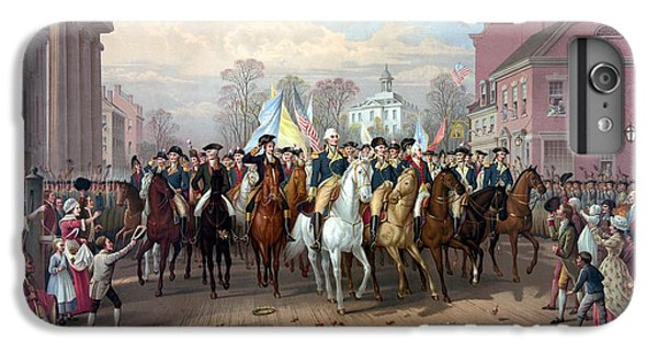 General Washington Enters New York IPhone 6 Plus Case by War Is Hell Store