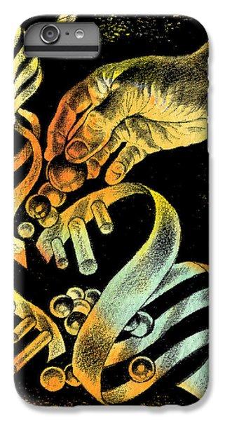 Genetic Engineering IPhone 6 Plus Case