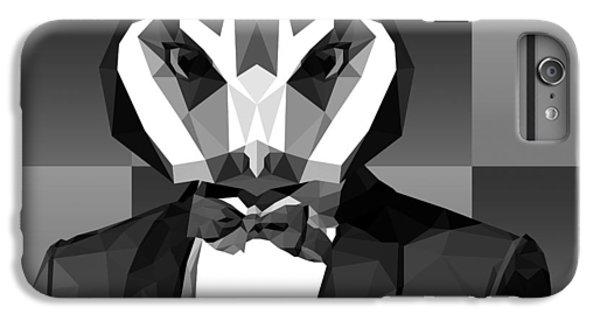 Geometric Owl IPhone 6 Plus Case