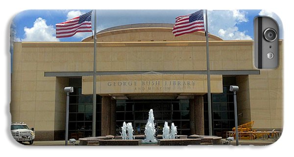 George Bush Library And Museum IPhone 6 Plus Case by Art Spectrum