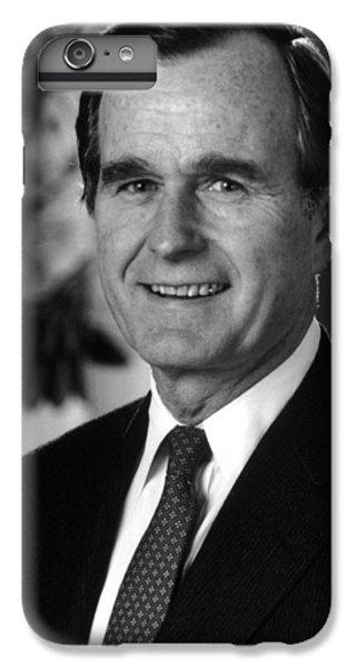 George Bush Sr IPhone 6 Plus Case