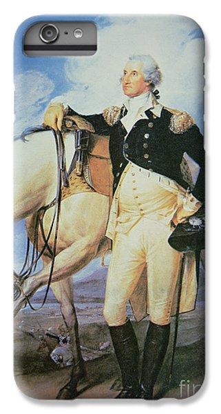 George Washington IPhone 6 Plus Case by John Trumbull