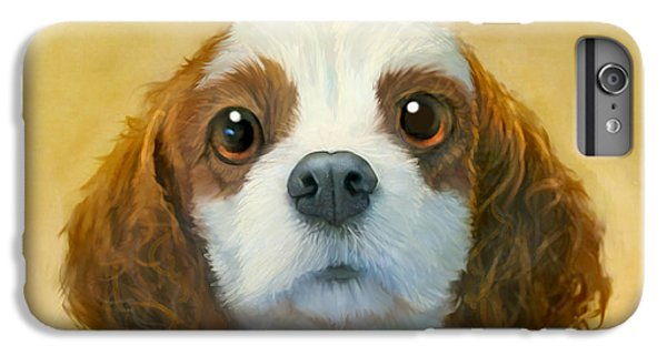 Dog iPhone 6 Plus Case - More Than Words by Sean ODaniels