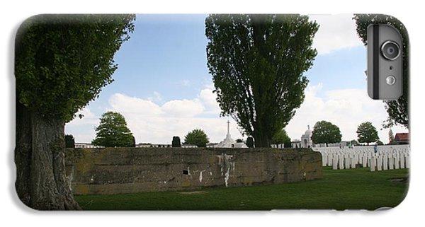 German Bunker At Tyne Cot Cemetery IPhone 6 Plus Case