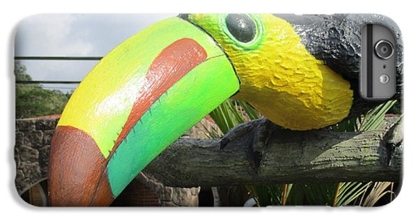 Giant Toucan IPhone 6 Plus Case by Randall Weidner