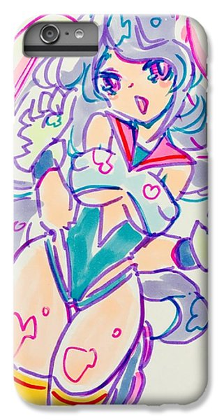 Girl02 IPhone 6 Plus Case