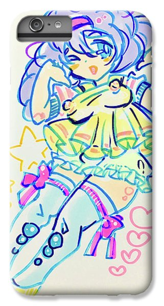 Girl04 IPhone 6 Plus Case