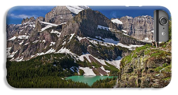 Glacier Backcountry 2 IPhone 6 Plus Case
