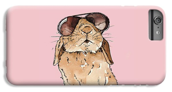 Glamorous Rabbit IPhone 6 Plus Case