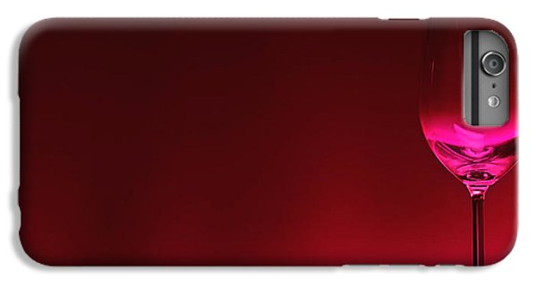 iPhone 6 Plus Case - Glass Of Wine by Abhijeet Dhidhatre