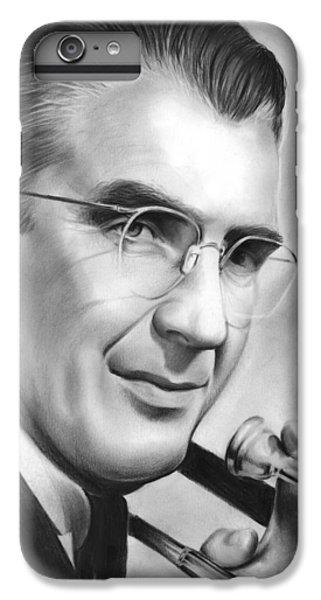 Trombone iPhone 6 Plus Case - Glenn Miller by Greg Joens