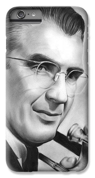 Glenn Miller IPhone 6 Plus Case by Greg Joens
