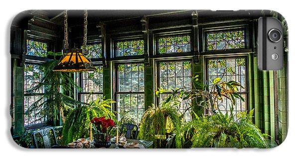 Glensheen Mansion Breakfast Room IPhone 6 Plus Case by Paul Freidlund
