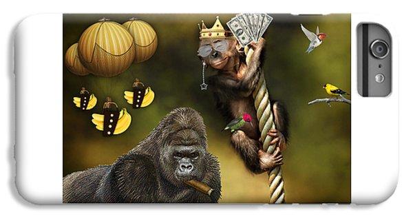 Going Bananas IPhone 6 Plus Case