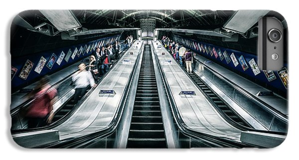 Going Underground IPhone 6 Plus Case