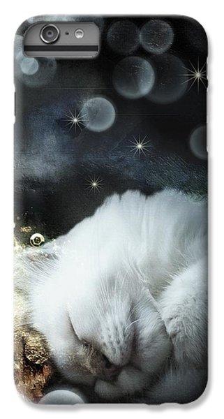 Birman iPhone 6 Plus Case - Golden Dreams by Monique Hierck
