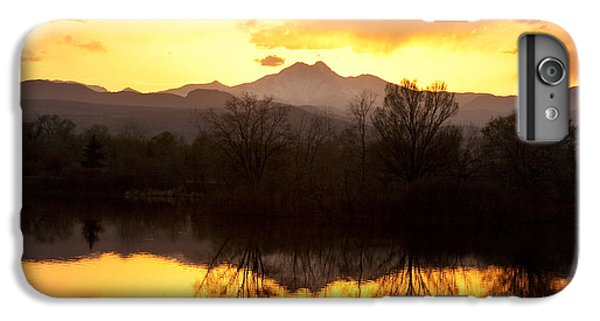 Golden Ponds Longmont Colorado IPhone 6 Plus Case by James BO  Insogna
