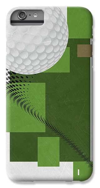 Golf Art Par 4 IPhone 6 Plus Case
