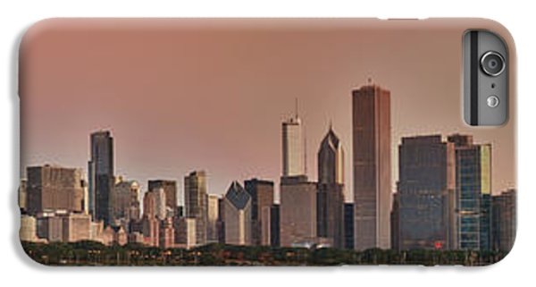 Good Morning Chicago Panorama IPhone 6 Plus Case
