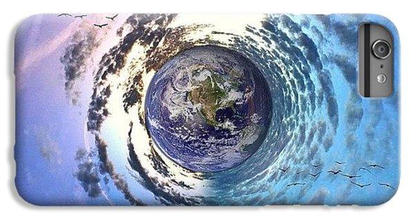 Sky iPhone 6 Plus Case - Good Morning World  by Joan McCool
