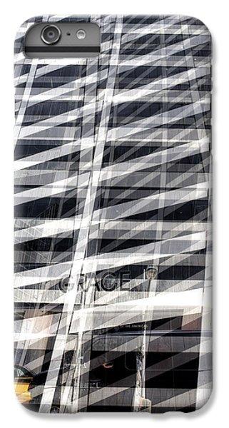 Grace Building Collage 2 IPhone 6 Plus Case