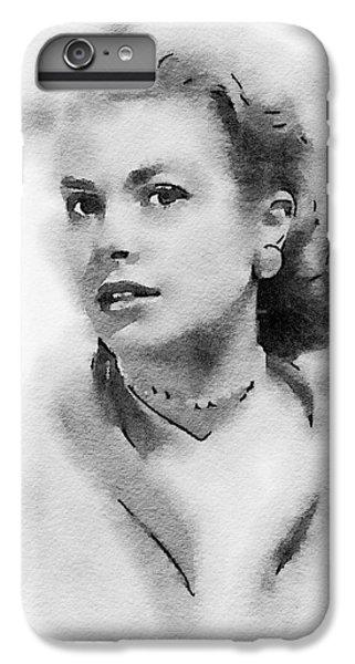 Grace Kelly By John Springfield IPhone 6 Plus Case