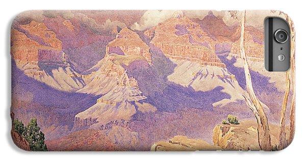 Barren iPhone 6 Plus Case - Grand Canyon, 1927  by Gunnar Widforss