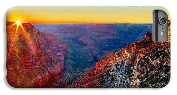 Grand Canyon iPhone 6 Plus Case - Grand Sunset by Az Jackson