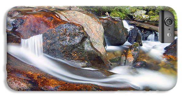 IPhone 6 Plus Case featuring the photograph Granite Falls by Gary Lengyel