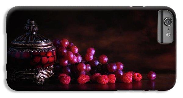 Grape Raspberry IPhone 6 Plus Case by Tom Mc Nemar