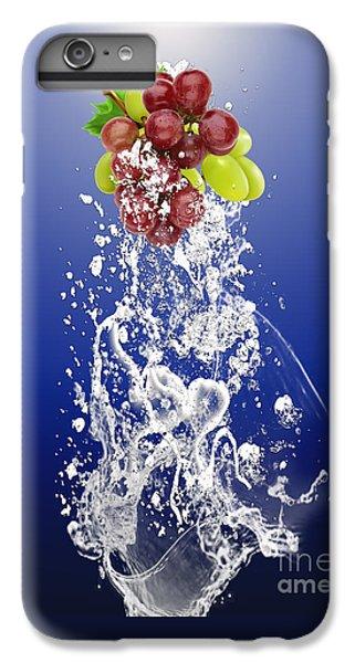 Grape Splash IPhone 6 Plus Case